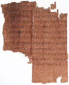 Ancient manuscript